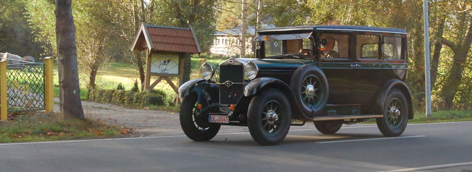 Hansa A6 Bj. 1929