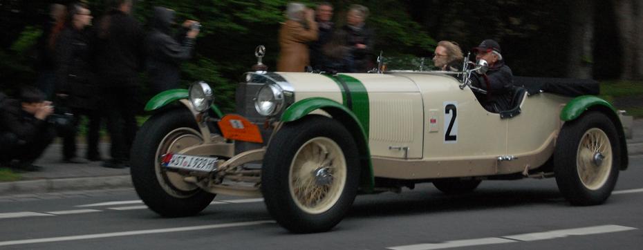 Mercedes SS 710 Rennsport 1929